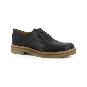 Kickers - Oxfork - Derbies - zwart
