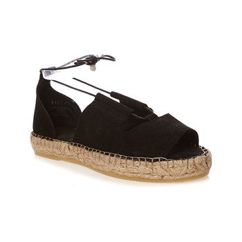 Pieces - Espadrillas - nero