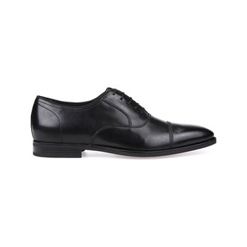 Geox - New Life - Derbies en cuir - noir