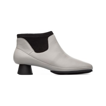 Camper - Alright - Bottines en cuir - gris
