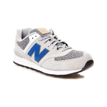 New Balance - ML574 D - Scarpe da tennis, sneakers - argento