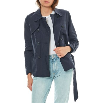 Only - Trenchcoat - blau