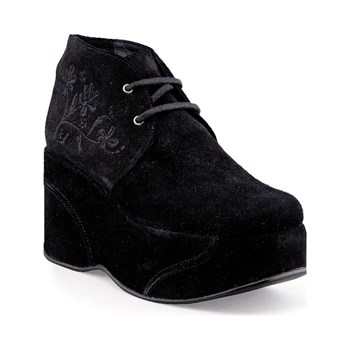 Design - Boots, Bottines - noir