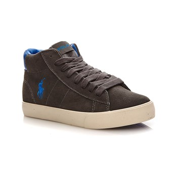 Ralph Lauren Kids - Zapatillas - pizarra