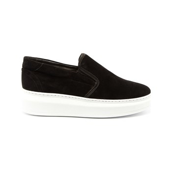 Ann Tuil - Prague - Slip-on - noir