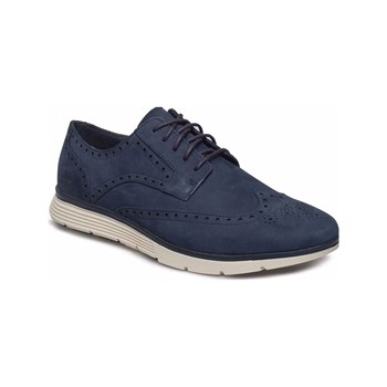 Timberland - Franklin - Mocassini in pelle - blu