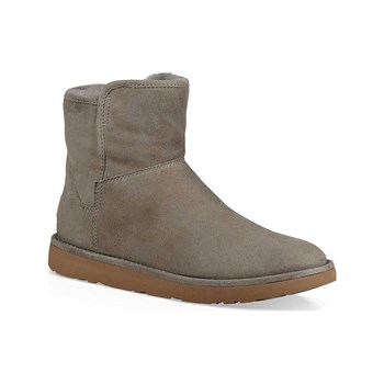 Ugg - Abree mini - Bottines en cuir - taupe