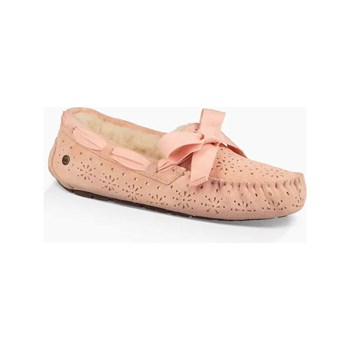 Ugg - Dakota - Slippers en cuir - pêche