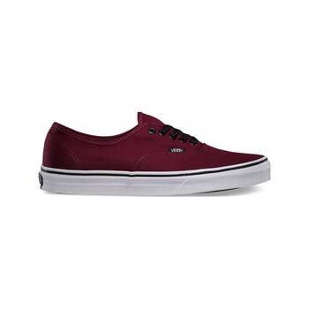 Vans - Authentic - Gympen / Sneakers - rood