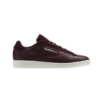 Reebok Classics - Npc uk pfr - Baskets Mode - bordeaux