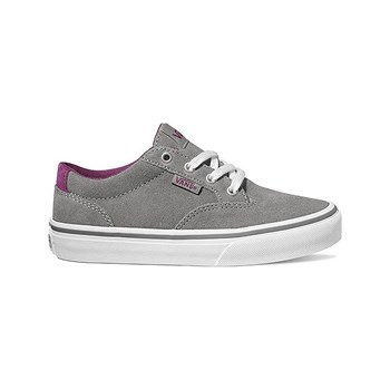 Vans - Baskets en cuir - bicolore