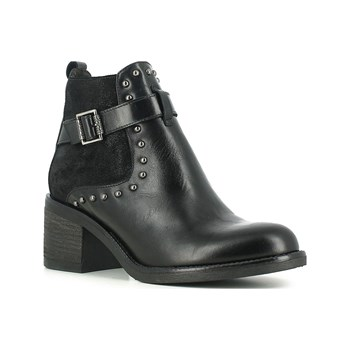 Jonak - Michela - Bottines en cuir - noir