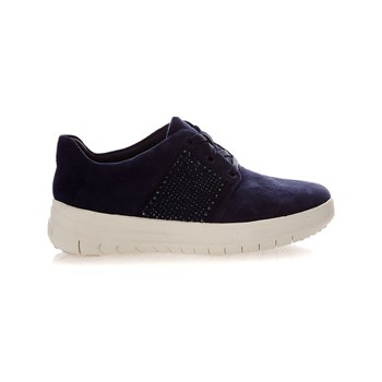 FitFlop - SPORTY-POP X CRYSTAL SNEAKER - Baskets Mode - bleu marine