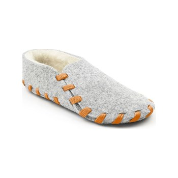 lasso shoes - Chaussons  lainé adulte - orange