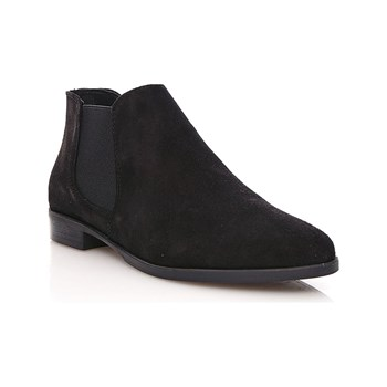 Tamaris - Lia - Bottines en cuir - noir