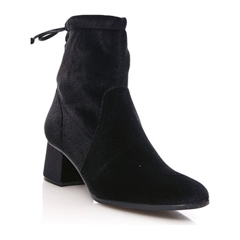 Tamaris - Norea - Bottines velours - noir