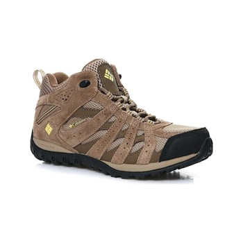 Columbia - REDMOND MID WATERPROOF - Zapatos de senderismo - marrón