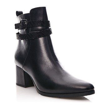 Tamaris - Rebekka - Bottines - noir