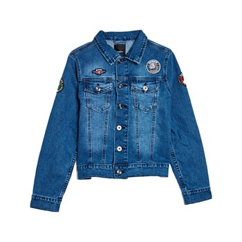 Redskins - Veste en jean - denim bleu