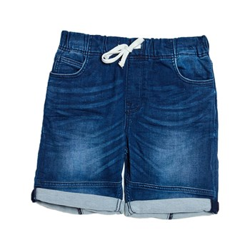 Redskins - Short - denim bleu
