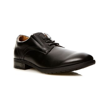 MCS - Derbies en cuir - noir