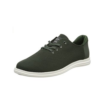 Pepe Jeans Footwear - West knitted - Tennis - vert