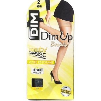 Dim Collant - Dim Up Beauty Resist - Chaussettes - noir