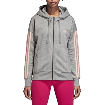 adidas Performance - Sweat à capuche - gris