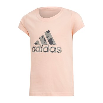 Adidas Performance - T-shirt manches courtes - saumon