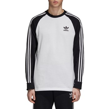 adidas Originals - Camiseta de manga larga - blanco