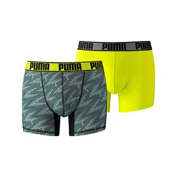 Puma - Lot de 2 Boxers - multicolore