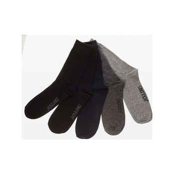 Jack & Jones - Jens Noos - Lot de chaussettes - gris