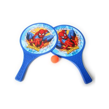 MGM - Beach ball Spiderman - blauw