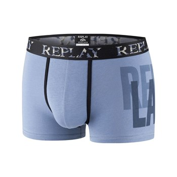 Replay - Pants - blau