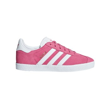 adidas Originals - Gazelle J - Ledersneakers - rosa