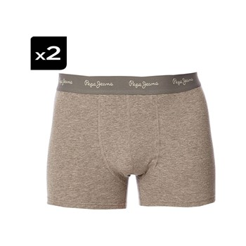 Pepe Jeans London - Weston - 2-er Pack Boxershorts - grau meliert