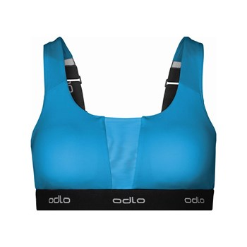 Odlo - Padded Medium Sports Bra - Vorm sporttop - blauw