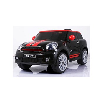 Fast and Baby - Coche eléctrico Mini John Cooper Works - negro