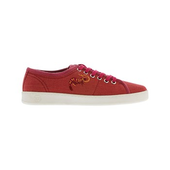 Panafrica - Sirocco - Baskets basses - rouge