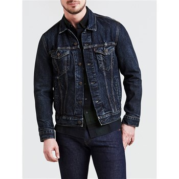 Levi's - The Trucker - Denim jasje - blue jean
