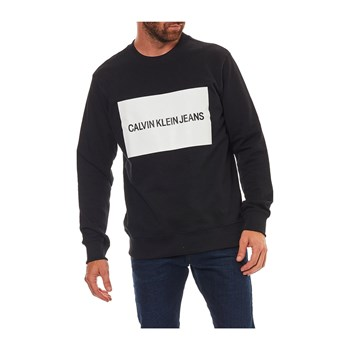Calvin Klein Jeans - Sweat-shirt - noir