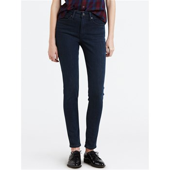 Levi's - 721 - High rise skinny - denim bleu