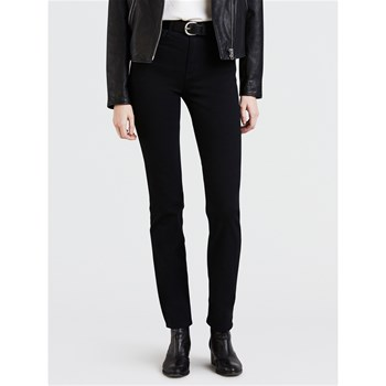 Levi's - 724 - High rise straight - Black sheep