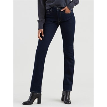 Levi's - 724 - High rise straight - To the nine