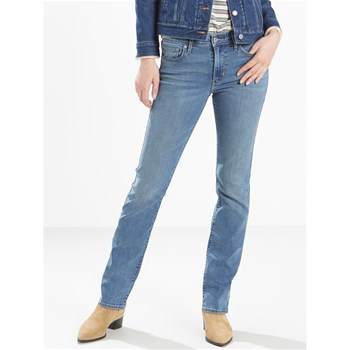Levi's - 712 - Jean slim - denim bleu