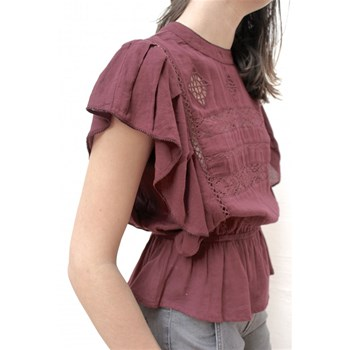 Nue 19 04 - Analie - Top - mauve