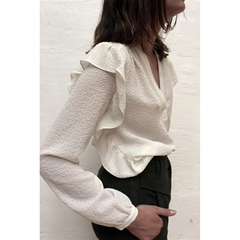 Nue 19 04 - Astral - Blouse - blanc