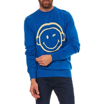 Smiley - SmileyWorld Buster - Sweatshirt - blau
