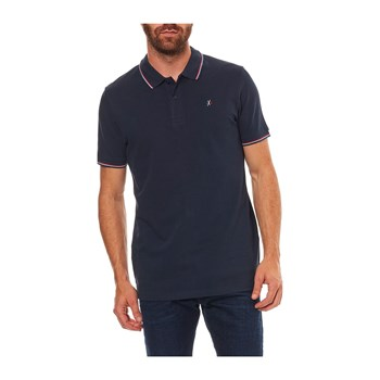 Jack & Jones - Jorvetro - Polo manches courtes - blu scuro