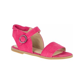 Hush Puppies - Abia - Sandales en cuir - rose
